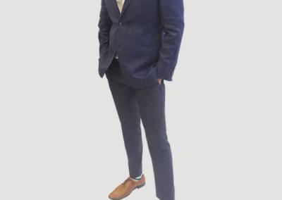 Tailors in Dubai-2pc Suits-SuitsandShirts-Linen Jacket