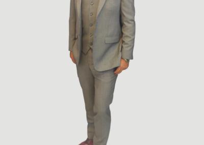 Tailors in Dubai-3pc Suits-SuitsandShirts
