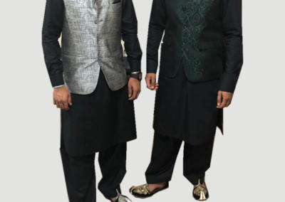 Tailors in Dubai-Bespoke-Pathani-Bundi-Nehru Jacket-Bundgala-SuitsandShirts