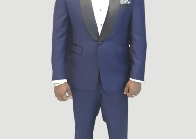 Tailors in Dubai, 2 pc Tuxedo shawl lapel, SuitsandShirts