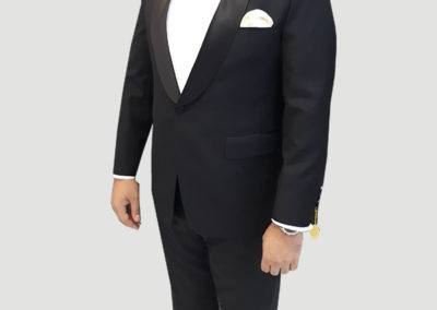 Tailors in Dubai, 2 pc classic Tuxedo, Suits and Shirts