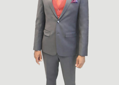 Tailors in Dubai, 3 pc Contrast Suit, Suits and Shirts