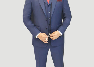 Tailors in Dubai, 3 pc Suit, Vest with lapel, Suits and Shirts