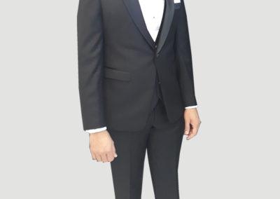 Tailors in Dubai, 3 pc Tuxedo, SuitsandShirts
