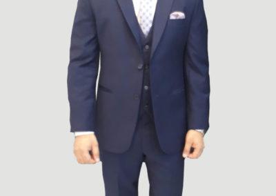 3 Pc Suit,Tailors in Dubai, SuitsAndShirts.ae,12