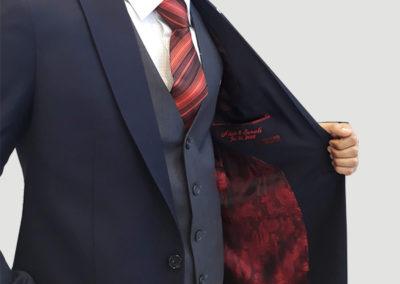 3 Pc Suit,Tailors in Dubai, SuitsAndShirts.ae,1b