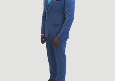 3 Pc Suit,Tailors in Dubai, SuitsAndShirts.ae,4